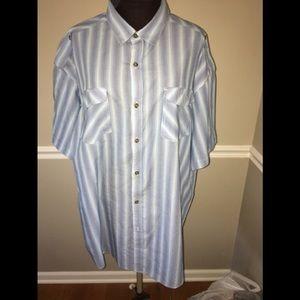 Sean John Men's 3XLT  button down shirt
